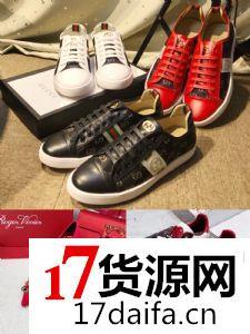 广州鞋厂批发大牌鞋子原单级L.VGUCC.I范思哲1:1一件